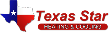 Texas Star Heating and Cooling logo